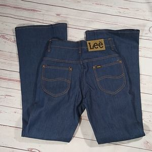 Vintage union made bell-bottoms by LEE
